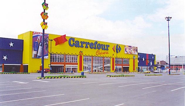 CARREFOUR CARRERA 30  - BOGOTA