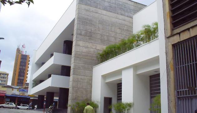 BIBLIOTECA BANCO DE LA REPUBLICA - PEREIRA
