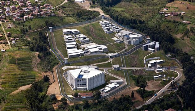 COMPLEJO PENITENCIARIO Y CARCELARIO DE MEDIANA  Y ALTA SEGURIDAD EN MEDELLIN (ANTIOQUIA)